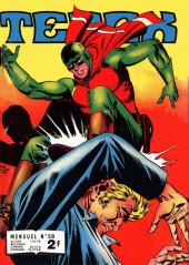 Tenax -50- La colère des mutants