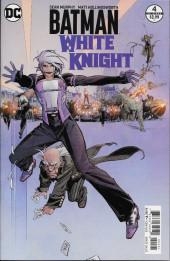 Batman: White Knight (2017) -4A- Issue 4