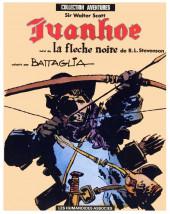 Ivanhoé + La Flèche noire - Ivanhoé + La flèche noire