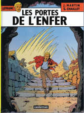 Lefranc -5b2005- Les portes de l'enfer