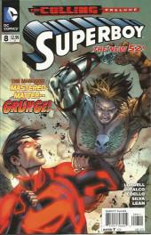 Superboy (2011 - 2) -8- Training Day