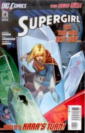 Supergirl (2011) -4- Escape