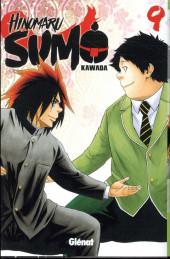 Hinomaru Sumo -9- Tome 9