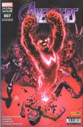 Avengers (The) (Marvel France 5e série) -7- Mise au point
