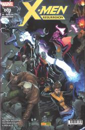 X-Men Resurrxion  -3- Thecno superior