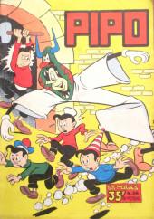 Pipo (Lug) -26- Flamberge au vent