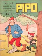 Pipo (Lug) -149- Au royaume de l'abime - 1