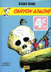 Lucky Luke -37Ind2- Canyon apache