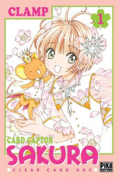 Card Captor Sakura - Clear Card Arc -1- Tome 1