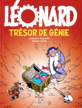 Léonard -40Ind2018- Trésor de génie