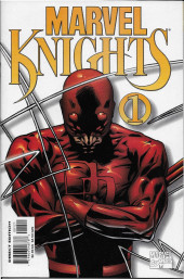 Marvel Knights (2000) -1A- The Burrowers