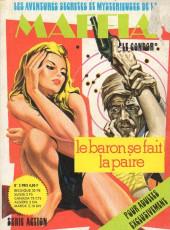 Maffia - Le Condor -3- Le baron se fait la paire