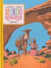 Mondo reverso -1TL- Cornelia & Lindbergh
