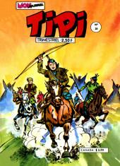 Tipi -39- Totanka - La justice du grand esprit