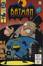 The batman Adventures (1992) -1- Penguin's big score