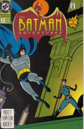 The batman Adventures (1992) -2- Catwoman's killer caper