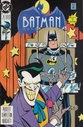 The batman Adventures (1992) -3- Joker's late-night lunacy