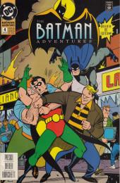The batman Adventures (1992) -4- Riot act