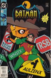 The batman Adventures (1992) -5- Riot act II