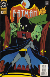 The batman Adventures (1992) -6- The third door