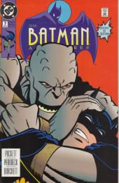 The batman Adventures (1992) -7- Raging lizard