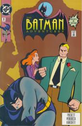 The batman Adventures (1992) -8- Larceny, my sweet
