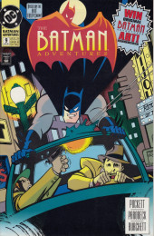 Batman Adventures (The) (1992) -9- The little red book