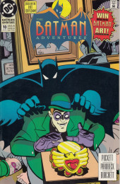 Batman Adventures (The) (1992) -10- The last riddler story