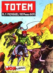Totem (1re Série) (1956) -1- La patrouille du ciel