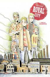 Royal City -1- Famille décomposée