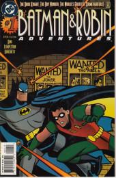 Batman & Robin Adventures (1995) -1- Two timer