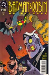 Batman & Robin Adventures (1995) -2- Two timer part 2