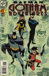 Batman adventures: Gotham adventures (1998) -1- With a price on his head