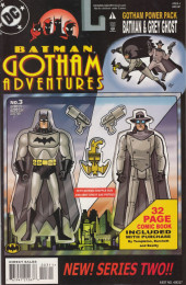 Batman adventures: Gotham adventures (1998) -3- Just another day