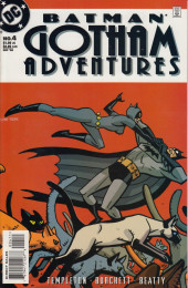 Batman adventures: Gotham adventures (1998) -4- Claws