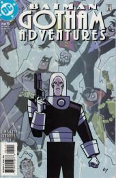 Batman adventures: Gotham adventures (1998) -5- Polar opposites