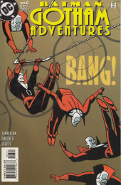 Batman adventures: Gotham adventures (1998) -6- Last chance