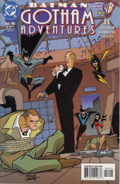 Batman adventures: Gotham adventures (1998) -16- Captive audience