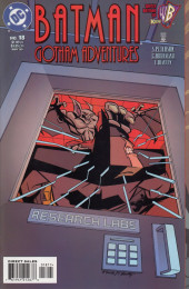 Batman adventures: Gotham adventures (1998) -18- Like a bat outta Gotham