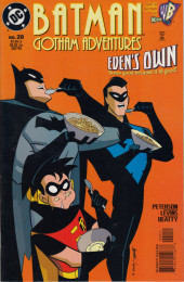 Batman adventures: Gotham adventures (1998) -20- ... And oh so delicious !