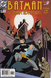 Batman adventures: Gotham adventures (1998) -26- In arms