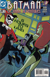 Batman adventures: Gotham adventures (1998) -29- Six hours to kill