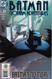 Batman adventures: Gotham adventures (1998) -33- World without batman