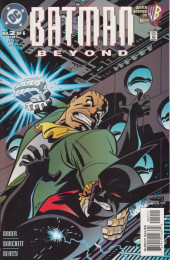 Batman Beyond (1999) -2- I am batman