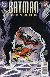 Batman Beyond (1999) -4- Magic is everywhere