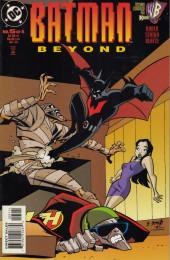Batman Beyond (1999) -5- Mummy, oh ! and Juliet
