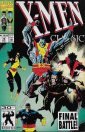 X-Men Classic (1990) -70- Live Free or Die!