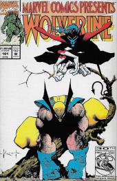 Marvel Comics Presents Vol.1 (Marvel Comics - 1988) -101- Male Bonding Part 1