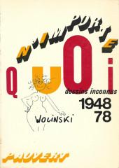 (AUT) Wolinski - N'importe quoi