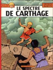 Alix -13- Le spectre de Carthage